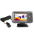 Lowrance HOOK² 4x with Bullet Transducer and GPS Plotter
