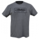 Mathews Rectangle Logo Classic Fit Tee - Grey