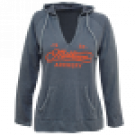 Mathews Archery Vintage Burnout Hoodie