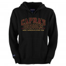 Capra's Zip Up Fleece Hoodie