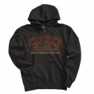 Capra's Pullover Fleece Hoodie (1/4 Zip Style not shown)