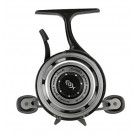 13 FISHING Black Betty FreeFall Inline Ice Reel LEFT HAND