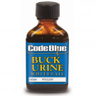 Code Blue Buck Urine