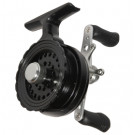 Eagle Claw Inline Ice Reel - Black
