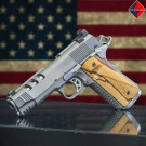 USED Fusion Firearms 1911 A1 Premier Series COMMANDER 9MM
