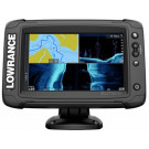 Lowrance Elite-7 Ti2 - No Transducer