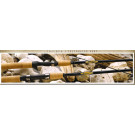 St. Croix Triumph Spinning Rod TRS76MHF